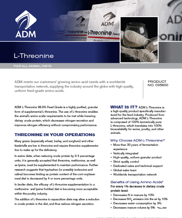 ADM Animal Nutrition - The Future of Aquaculture Nutrition   The