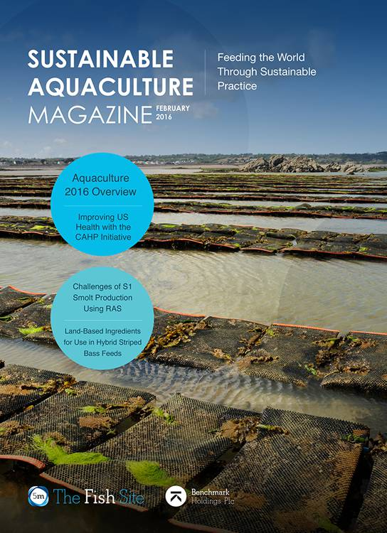 5m Publishing - Sustainable Aquaculture Magazine - Advertising Enquiry