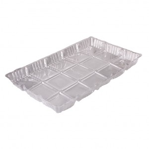 Clear Feed Tray