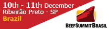 Beef Summit Brazil - 10th - 11th December