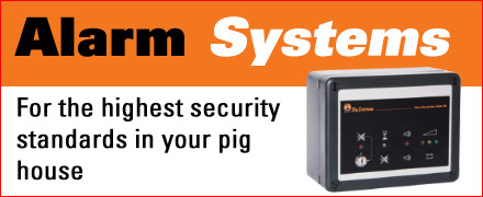 Alarm Systems - Top quality and only from Big Dutchman