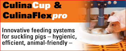 Culina Cup & CulinaFlexpro - Top quality and only from Big Dutchman