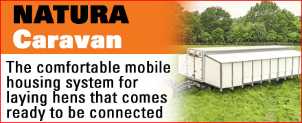 Natura Caravan - Top quality and only from Big Dutchman