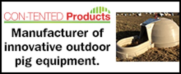 Contented Products - Partners in outdoor pig solutions