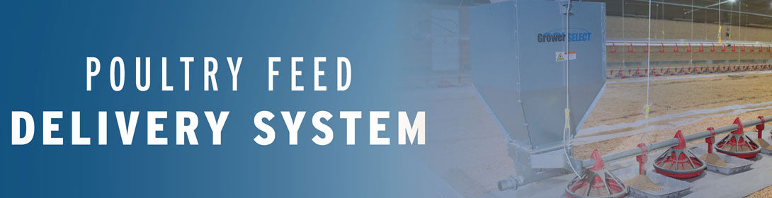 POULTRY FEED DELIVERY SYSTEM