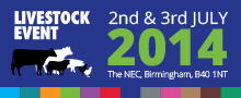 Livestock Event 2014 - 2nd & 3rd July The NEC, Birmingham, UK