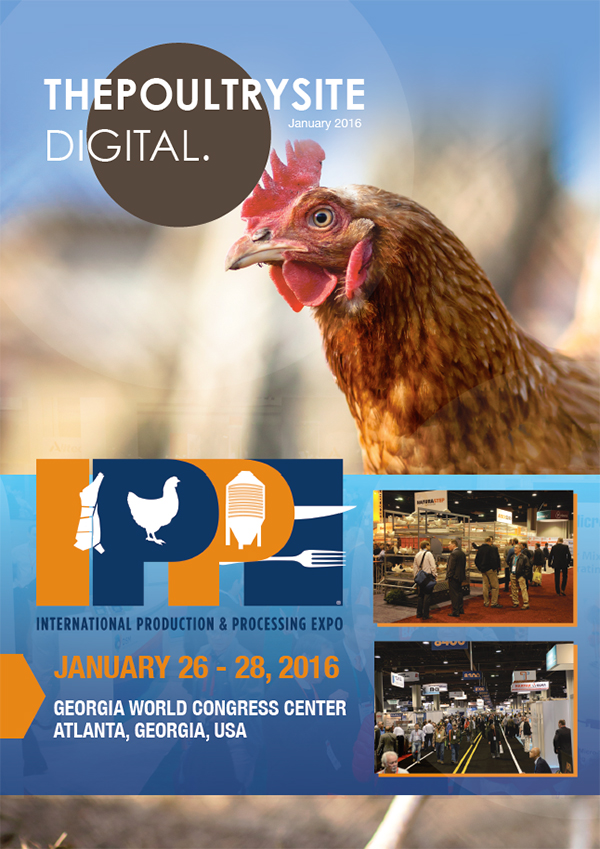 ThePoultrySite Digital IPPE 2015 Special