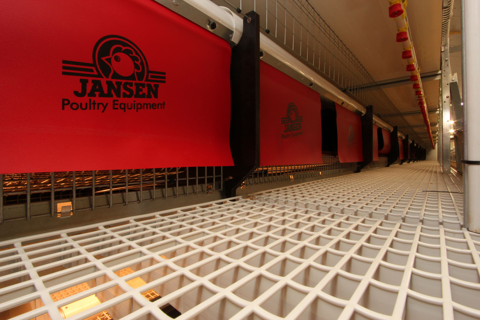 Jansen Poultry Equipment - Laying Nest