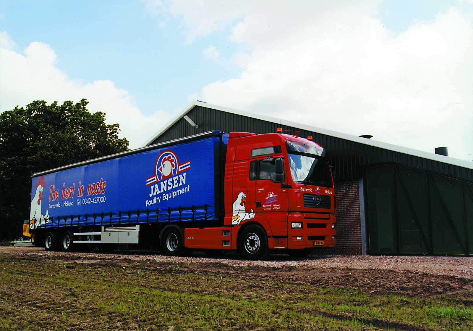 Jansen Poultry Equipment - Other