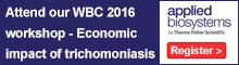 Attend our WBC 2016 workshop - Applied Biosystems
