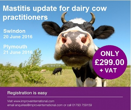 Mastitis update for dairy cow practitioners