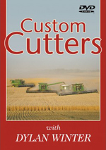 CUSTOM CUTTERS (DVD) - DYLAN WINTER