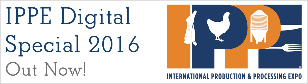 IPPE Digital Special 2016 - Sign Up Now