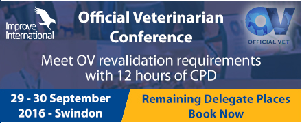 Official Vet Conference 29-30 September 2016