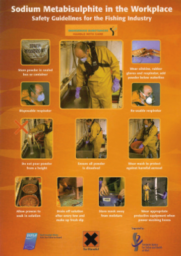 Sodium Metabisulphite in the Workplace - Safety Guidelines