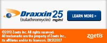 Zoetis Animal Health - Draxxin 25